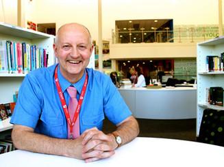 Peter Halliday - Assistant SCITT Director - Secondary