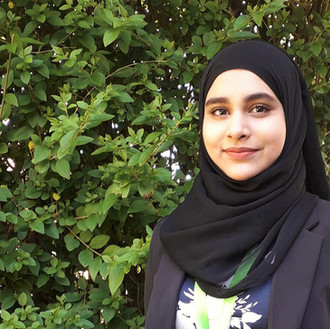 Nasreen Begum - English trainee