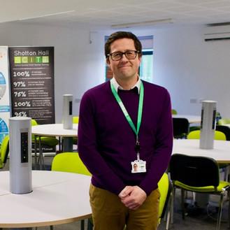 Steve Hamlen - Primary trainee