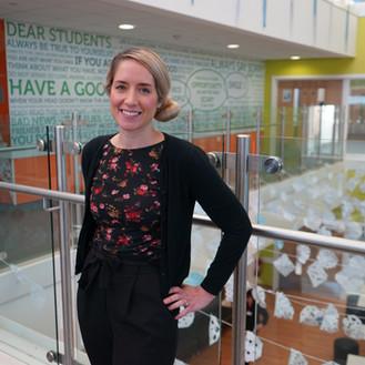 Lisa Keech - Biology trainee
