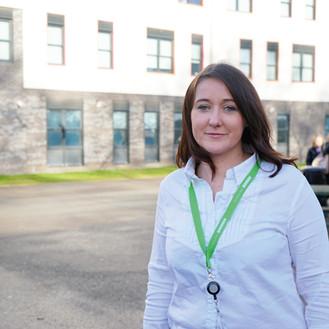 Sarah Ward - Primary trainee