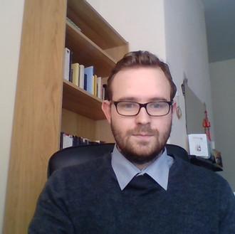 Daniel Burley - History trainee