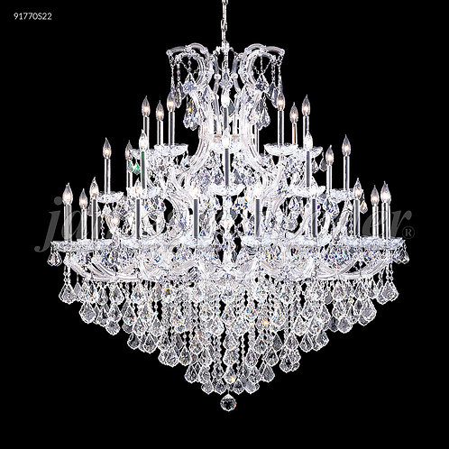 Maria Theresa Grand by James R Moder 37 light Crystal Fixture