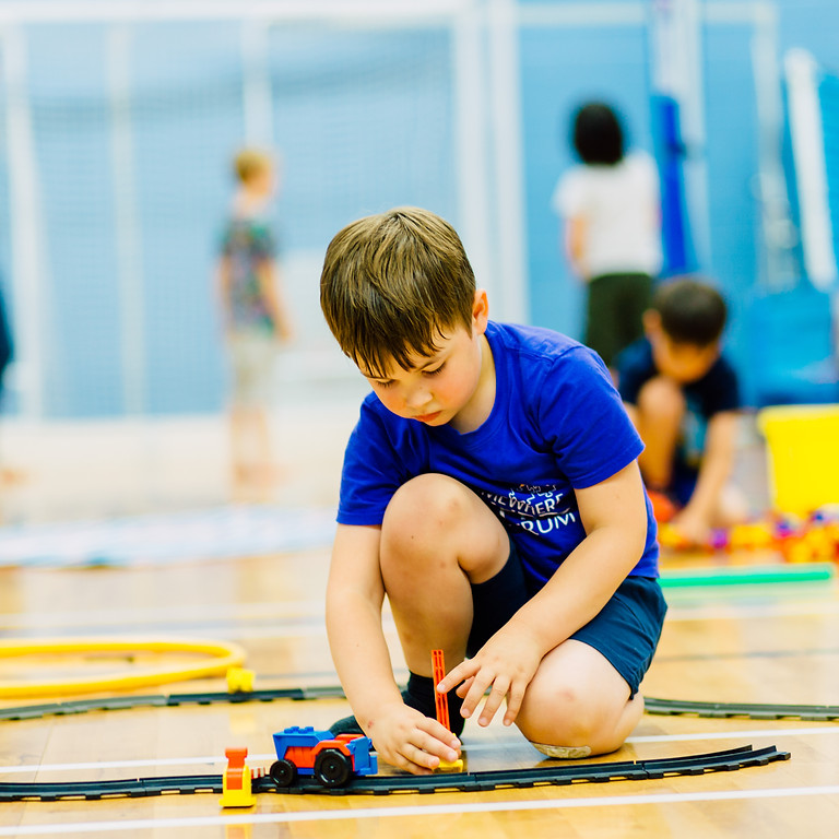 Stay & Play February Half Term - Bigtop Music