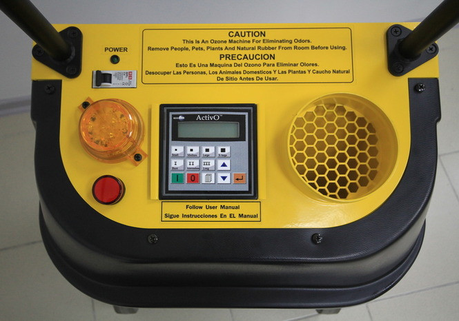 Мобильный озонатор Super ActivO