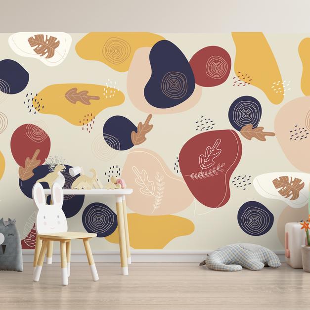 Diseño de viniles para paredes