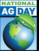 Celebrate National Ag Day March 24th