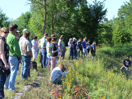 Stearns SWCD & MECA Shoreline & Watershed Practices Tour