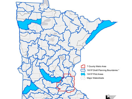 North Fork Crow River 1W1P (One Watershed, One Plan)