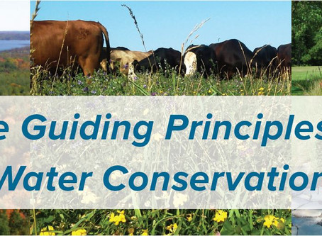 The Guiding Principles of Soil and Water Conservation Districts