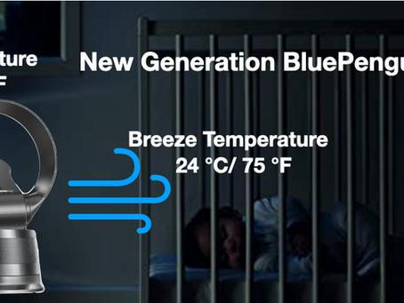 BluePenguin - New Generation AirconFan
