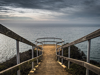 Photo Field Trip - Muir Beach Lookout