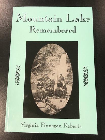 Mountain Lake Remembered