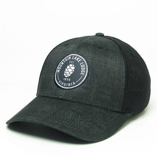 Mountain Lake Lodge Legacy Reclaim Stretch Fit Hat