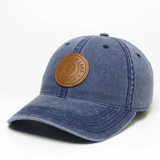 Mountain Lake Lodge Dashboard Hat