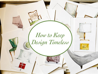 How to Keep Design Timeless