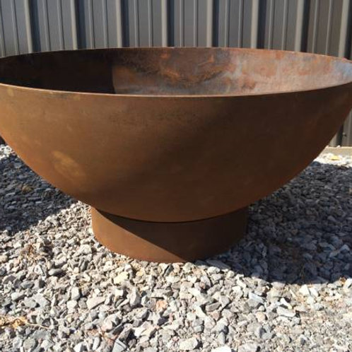 "Steel Fire Bowl 41"" Diameter"