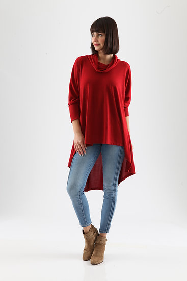 Victoria Sweater Tunic