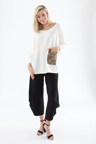 Rae Boxy Top