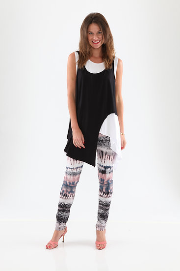 Lorna Asymmetrical Vest