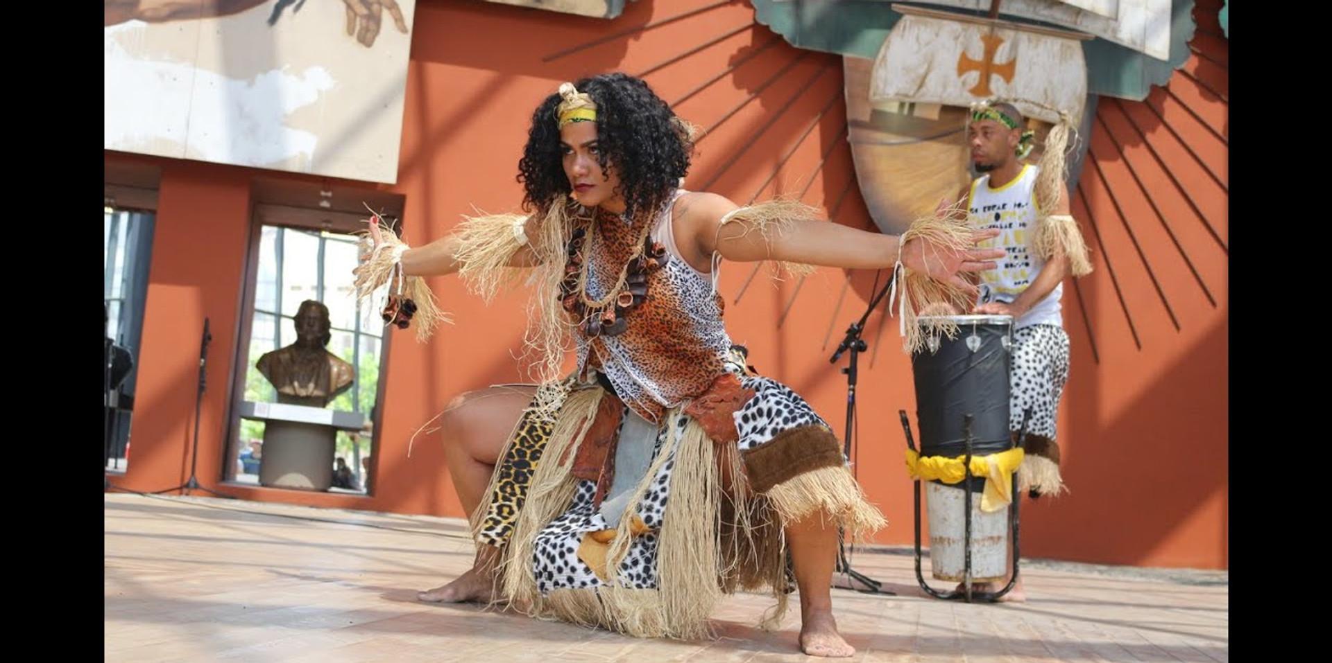 Dança ÁFRICA