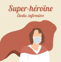 Élodie, infirmière à Paris.