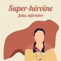 Julia, infirmière à Paris.