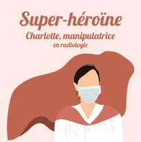 Charlotte, manipulatrice en radiologie à la clinique de Valence.