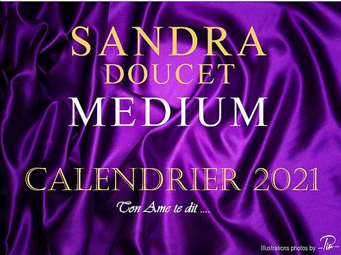 CALENDRIER 2021 - TON AME TE DIT