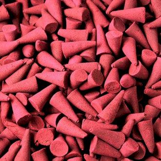 Encens en cônes à brûler, lot de 15