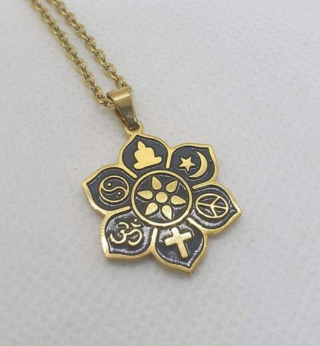 Médaille de protection spirituelle
