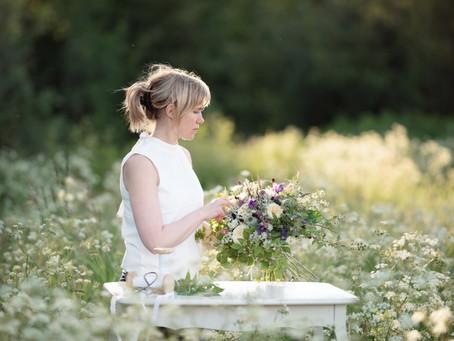 Floristen Evelina