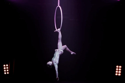 Aerial Hoop Intermediate