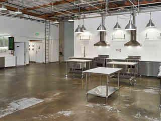 commercial kitchen set