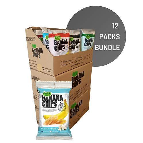 12 Pack Bundle (1 Carton)