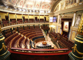 Espainiako Kongresuak ostegunean bozkatuko du alarmaren iraupena