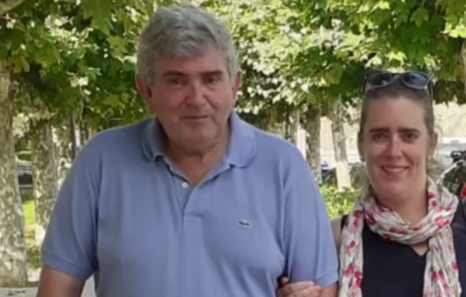 Alberto Sololuze eta bere alaba Nahia (Radio Euskadi)