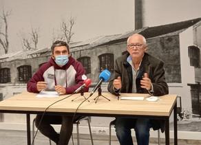 Sarek larunbat honetarako aurreikusitako manifestazioa 600 laguneko mosaikora egokitu du