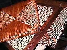 Cannage & Rempaillage, Restauration de meubles, de fauteuils anciens, réparation de chaises, cannage et rempaillage de siège, rideaux, parures de lits, céruse et lasure de meubles anciens, ébénisterie ...