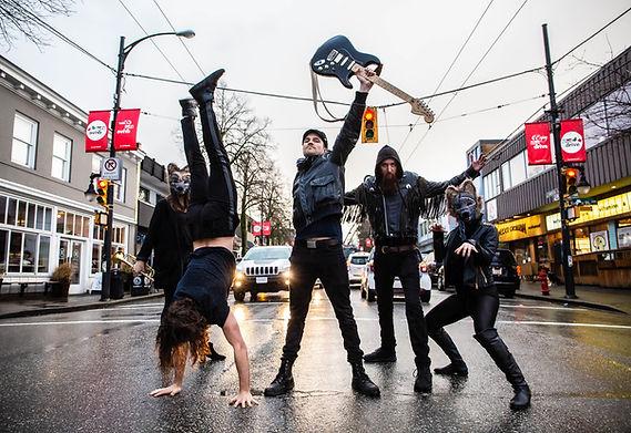 Band Street fun - Mary Matheson Photogra