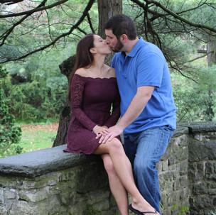IMG_1549Sitting on rock wall kissing 2.j