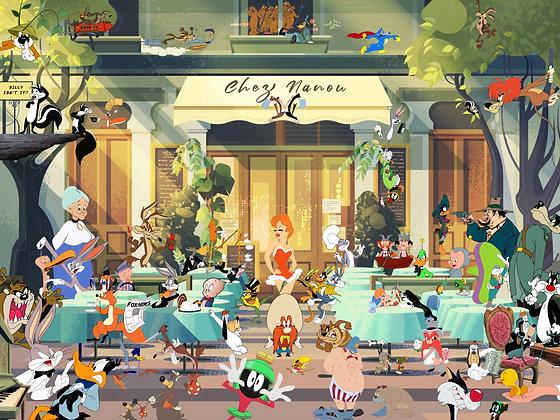 Tex Avery Chez Nanou