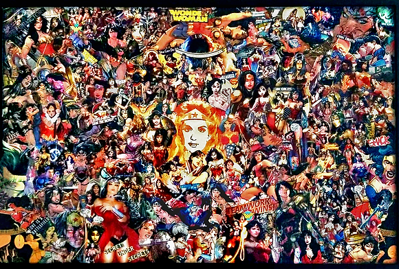 The Embedded of Wonder Woman