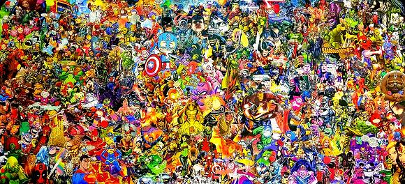 Tiny Comics World