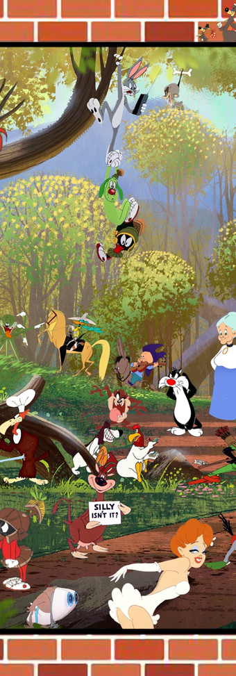 The Looney Forest