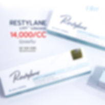 Restylane LYFT Lidocaine ฟิลเลอร์ โปรโมชั่น