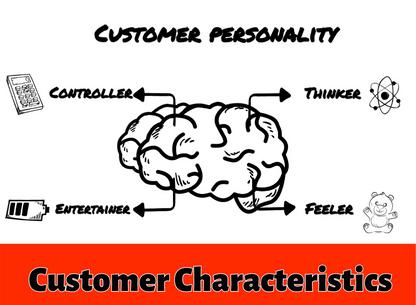 13 Customer Characteristics