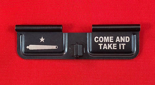 Laser Engraved Ejection Port - Come And Take It