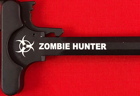 Charging Handle - Zombie Hunter (5.56 or .308)