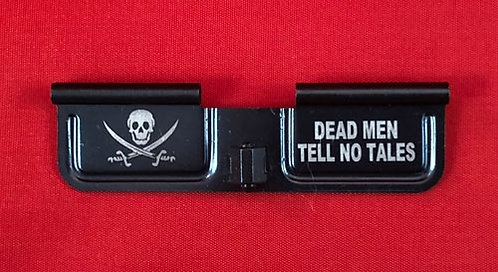 Laser Engraved Ejection Port - Dead Men Tell No Tales